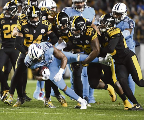 The Steelers and Titans last played in 2017, a game the Steelers won 40-17. Pittsburgh leads the all-time series 46-32-0.  Photo from Chaz Palla, Tribune-Review