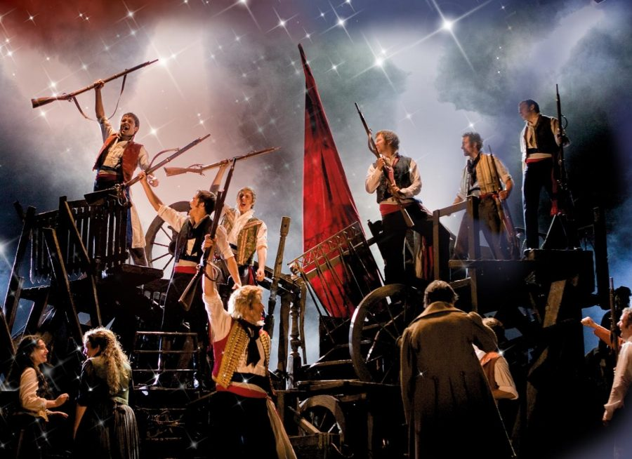 "A bigger production of ""Les Misérables"" performed in Chicago.  Submitted Photo"